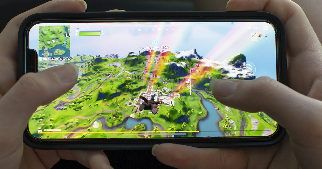 Apple And Epic Games Spar Over Returning Fortnite To The